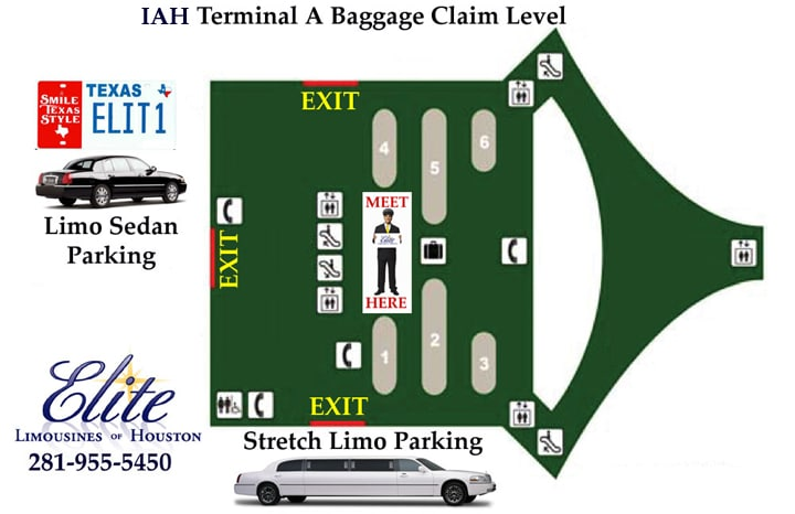 Elite Airport Transportation in Houston, IAH, Hobby, Airports Info ...